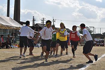 創華祭(体育の部)
