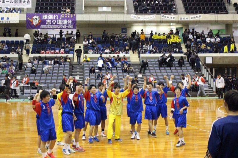全国高等学校ハンドボール選抜大会