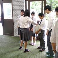 生徒会~新型コロナウイルス感染症対策募金活動~