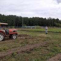 トラクター実習
