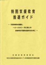 特別支援教育推進ガイド(平成16年度)