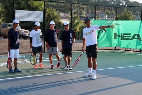 男子 テニス